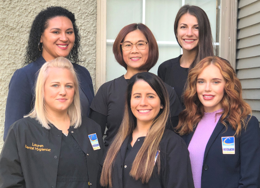 The Camenzulie Dental Excellence team